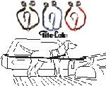 Century Distributing Inc Tite-Lok Dog Restraint System TL5801